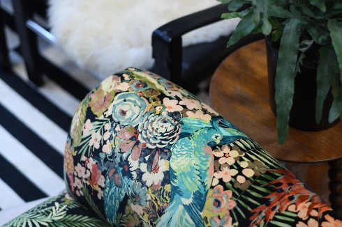 Soft furnishings & upholstery